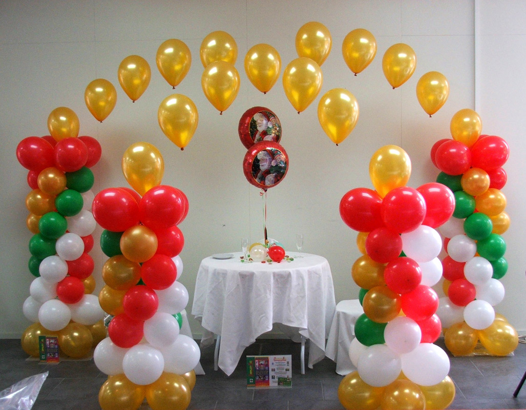Displaybiz displays for every occasion balloons and bows and visual merchandising - Home decorating items pict ...